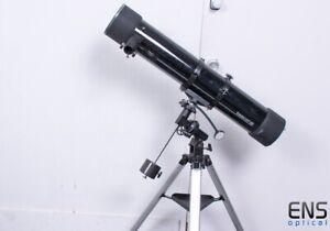 Tasco 114mm Newtonian Reflector with EQ1/EQ2  mount