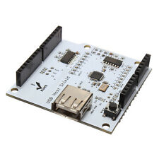 USB HOST SHIELD SUPPORT GOOGLE Android ADK &UNO MEGA Duemilanove 1280 2560 WHITE