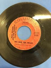 PAUL REVERE AND THE RAIDERS VINTAGE ORIGINAL 45 RPM RECORD 4-44744