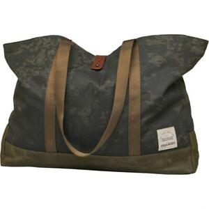 Lyle & Scott Brown Canvass Overnight Bag RRP £85.00 - BNWT!