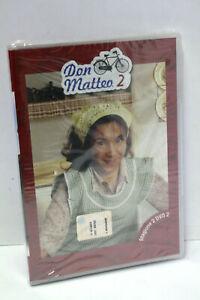 DON MATTEO 2 STAGIONE 2 DVD 2 EPISODI 4-5-6 NUOVO ITALIANO EDICOLA MG1 67154