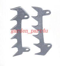 2X Baumkralle passend für STIHL 017 018 021 MS170 MS180 MS210 MS230 MS250