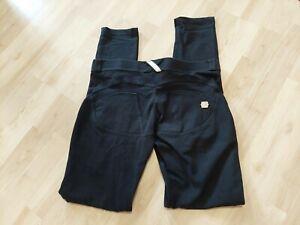 Freddy WR Up S Low Waist schwarz Jeans Hose