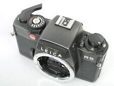 Leica R5, Dichtungen hinten müssen erneuert werden,
