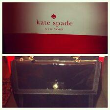 Women's black Kate Spade purse