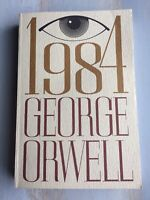 1984 Nineteen Eighty-Four by Orwell, George Paperback Book