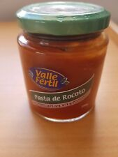 Peruvian Red Chilli Pepper Paste or Peruvian Pasta de Rocoto