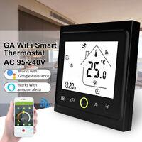 GA WIFI Smart Digital Thermostat Home APP Remote Temperature Heating Controller