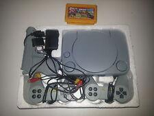 TV GAME 8 bit Console con GAMES VINTAGE NUOVA GRANDE MEMORIE NON ORIGINALE