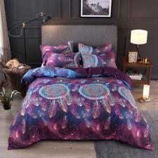 Dream Catcher Duvet Doona Quilt Cover Set Indian Bohemian Bedding Set Pillowcase