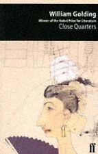 Acceptable, Close Quarters, William Golding, Book