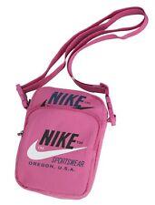 Nike Heritage 2.0 Small Bags Sports Pink Organizer Cross Bag Sacks BA5900-691
