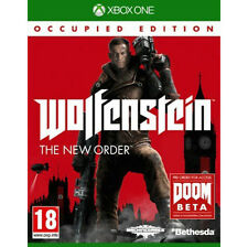 Wolfenstein: The New Order - Occupied Edition [Complete] [Xbox One] (Free P&P)