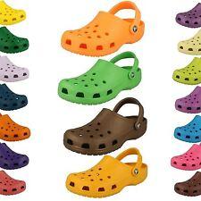 Unisex Adults Crocs Light Weight Slip On Shoes UK Sizes 10-17 Beach