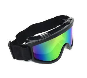 protezione viso occhiali da moto bici sport lente per lavoro saldature