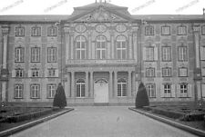 Negativ-Schloss-Bruchsal-Architektur-Baden-Württemberg-1930er Jahre-1