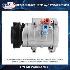 A/C AC Compressor Fits Toyota Sienna 2004-2007 V6 3.3L 3.5L 97310
