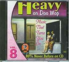 HEAVY ON DOO WOP - VOL. 8 - Music That Turns You On - CD - BRAND NEW