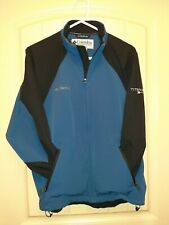 Columbia Sportswear Mens Titanium Jacket SIZE M  Full Zip Excellent