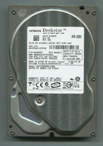 HITACHI 500 GB 7200 RPM HARD DISK DRIVE - 0A36895 0JU093 JU093