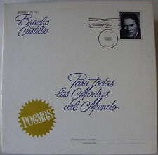 Braulio Castillo Para Todas Las Madres 1974 Poemas TONAX Puerto Rico NMINT