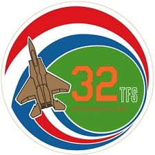 32nd TFS - The Queens Own sticker