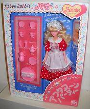 #286 NRFB Bai Dai Japan #3 I Love Barbie Doll Foreign Issue