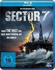 Sector 7 ( Koreanischer Horror-Action BLU-RAY ) mit Ha Ji-won ( Tsunami - Die To