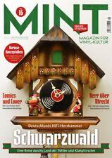 MINT – Magazin für Vinylkultur / Ausgabe 16 / November 2017 - Schwarzwald