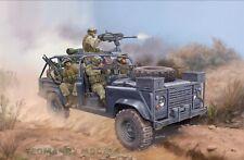 Hobbyboss 1/35 Land Rover RSOV w/MK 19 Grenade Launcher (RRP £26.99)