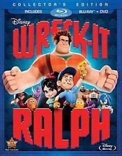 Wreck It Ralph 0786936832532 With John C. Reilly Blu-ray Region a