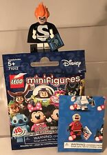 Lego Disney Pixar Series Syndrome Incredibles Minifigure 71012-14 New Genuine