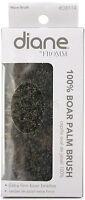 DIANE 100% BOAR BRISTLE OVAL PALM BRUSH #8114