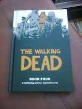 Robert Kirkman THE WALKING DEAD Book 4 - Image comics inc - SIGNED 2008 HB 1/1