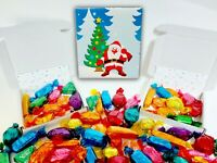 Prefilled Christmas Sweet Box - Unisex Boys Girls Party Gift Stocking Fillers