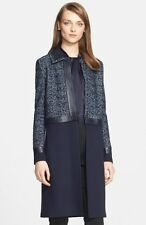 NWT! $2795 St. John Collection Sparkle Micro Tweed Knit Topper SOLDOUT | Sz 10 |