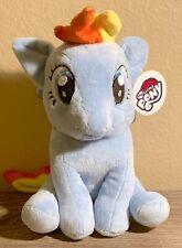My Little Pony Rainbow Dash Plush Piggy Bank Coin Kids Stuffed Animal