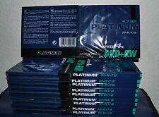 Platinum DVD RW + 4,7 GB Rohlinge einzeln verpackt 20 Stück, neu und OVP