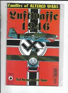 Luftwaffe: 1946 #2 of 4 by Ted Nomura --FINE- Antarctic Press -