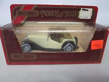 Matchbox Models of Yesteryear 1945 MG TC Y-8 (1)