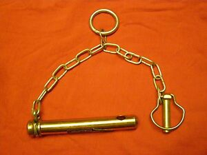 Cat One Top Link Implement Pin