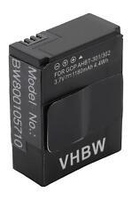 Akku wie GoPro AHDBT-302 1180mAh 3.7V Li-Polymer