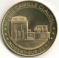 Monnaie de Paris - NOGENT-SUR-SEINE - MUSEE CAMILLE CLAUDEL 2019