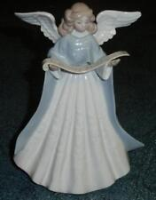 Glossy Lladro Angel Tree Topper Figurine #5875 - Excellent Christmas Gift!