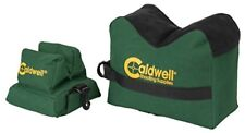 Caldwell 2 Pc DeadShot Boxed Front Rear Bag Rest Hunting Gun Rifle Holder Shoot