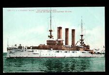 Circa 1915 Postcard WWI US Battleship Maine - Fine Condition