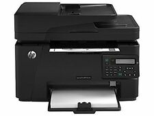 HP LaserJet Multifunktionsdrucker mit USB 2.0