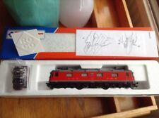 ROCO HO SBB CFF Re 6/6 electric locomotive, DCC-ready