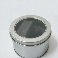 Metal Round Style Gift Wrist Watch Box