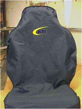Subaru Impreza WR1 Cubierta de asiento con el logotipo de WR1